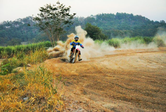 PATTAYA MOTOCROSS TRAINING – CHOOSING THE RIGHT LINE