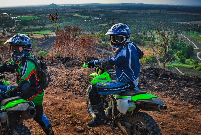ULTIMATE ENDURO PATTAYA THAILAND OFF-ROAD MOTORBIKE ADVENTURE TOURS