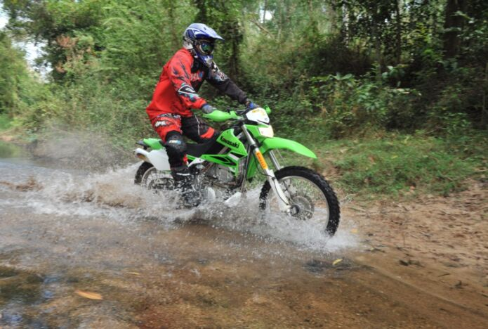 Dirtbike Tour Pattaya Thailand