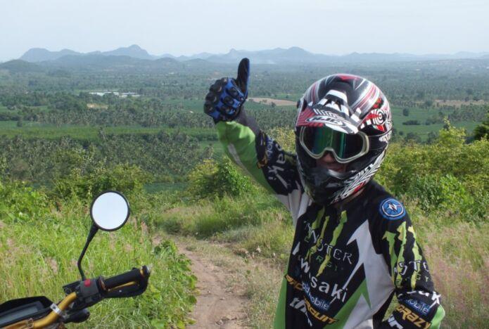 Dirtbike Adventure Tour Pattaya Thailand