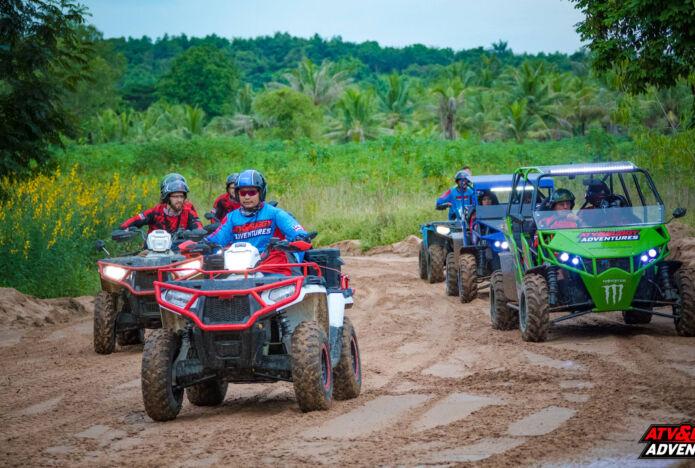 ATV Tours Pattaya Jungle Adventures